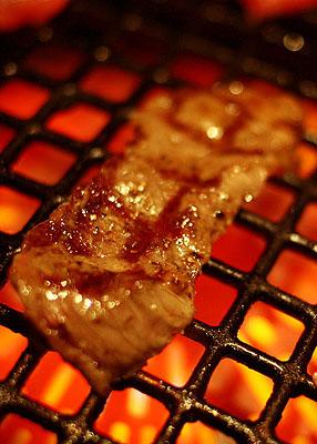 仙台牛焼肉用味付けカルビイメージ